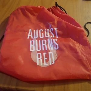 August Burns Red draw string bag